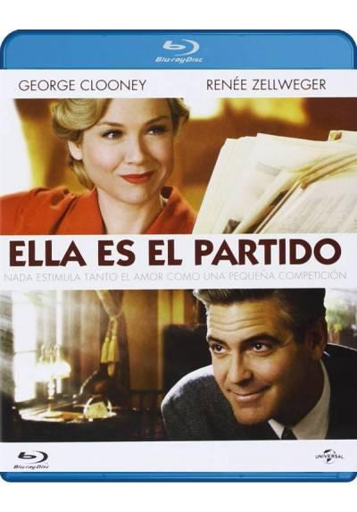 Ella Es El Partido (Blu-ray) (Leatherheads)