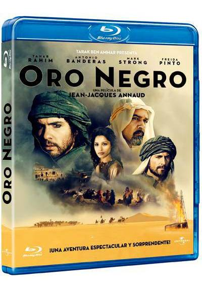 Oro negro (Blu-ray) (Or Noir) (Black Gold)