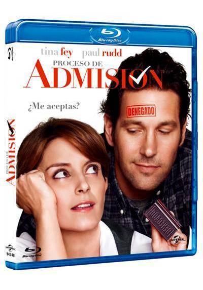 Proceso de admisión (Blu-ray) (Admission)