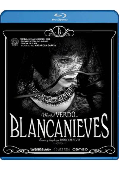Blancanieves (2012) (Blu-ray)