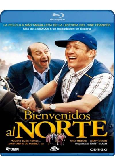 Bienvenidos Al Norte (Blu-ray) (Bienvenue Chez Les Ch´tis)