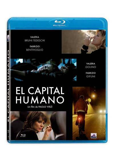 El Capital Humano (Blu-ray) (Il Capitale Umano)
