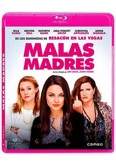 Malas madres (Blu-ray) (Bad Moms)