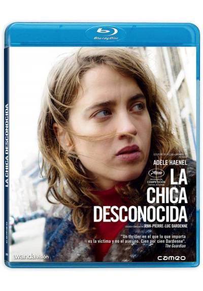 La chica desconocida (Blu-ray) (La Fille Inconnue)