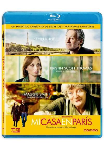 Mi casa en París (Blu-ray) (My Old Lady)