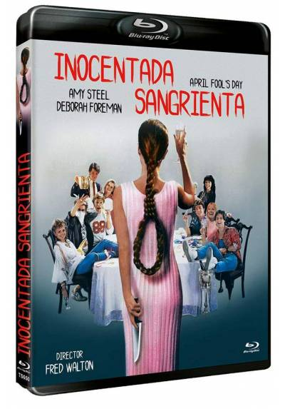 Inocentada sangrienta (Blu-ray) (April Fool's Day)