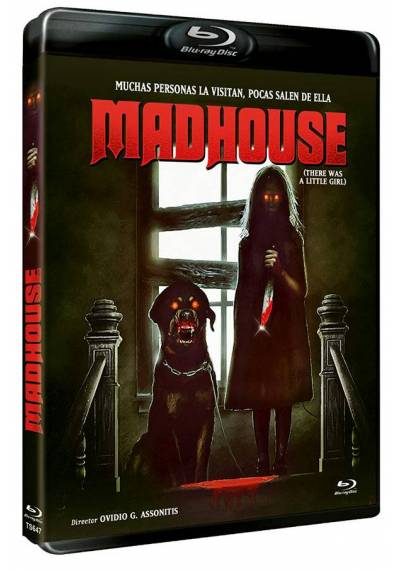 Madhouse  (Blu-ray) (There Was a Little Girl)