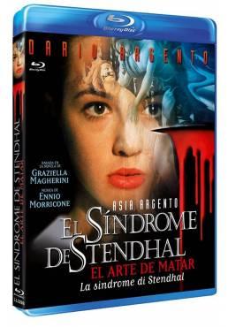 El sindrome de Stendhals (Blu-ray) (La sindrome di Stendhal) (El arte de matar)