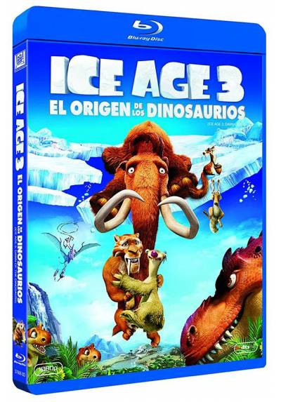 Ice Age 3: El Origen De Los Dinosaurios (Blu-ray) (Ice Age: Dawn Of The Dinosaurs)