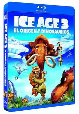 Ice Age 3: El Origen De Los Dinosaurios (Blu-ray) (Ice Age: Dawn Of The Dinosaurs)