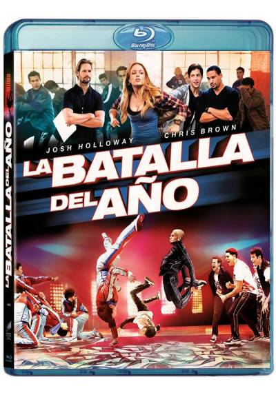 La batalla del año (Blu-ray) (Battle of the Year: The Dream Team)