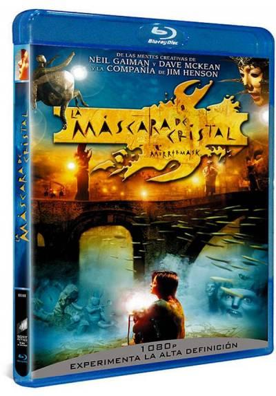 La máscara de cristal (Blu-ray) (MirrorMask