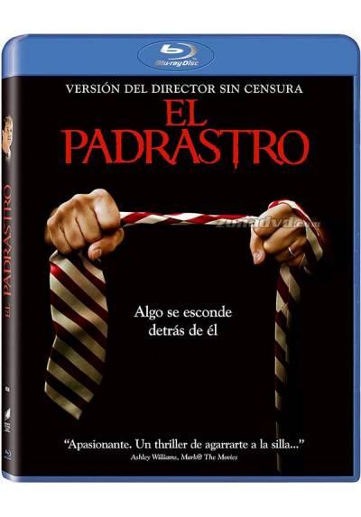 El Padrastro (2009) (Blu-ray) (The Stepfather)