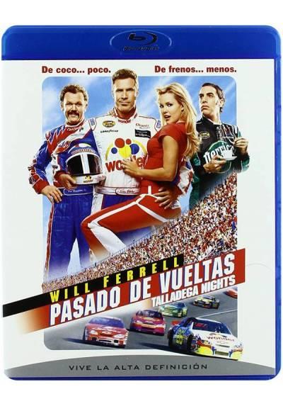 Pasado de vueltas (Blu-ray) (Obsessed) (Talladega Nights: The Ballad of Ricky Bobby)
