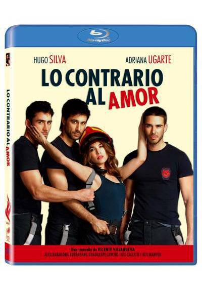 Lo contrario al amor (Blu-ray)