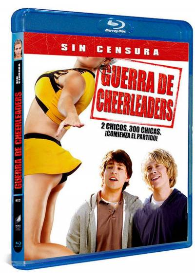 Guerra de cheerleaders (Blu-ray) (Fired Up!)