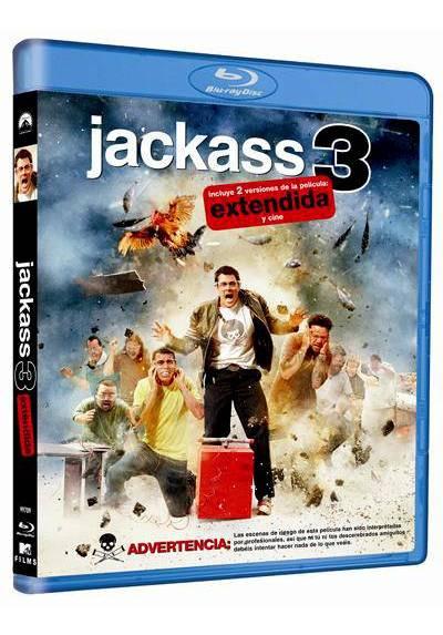 Jackass 3 (Blu-ray)