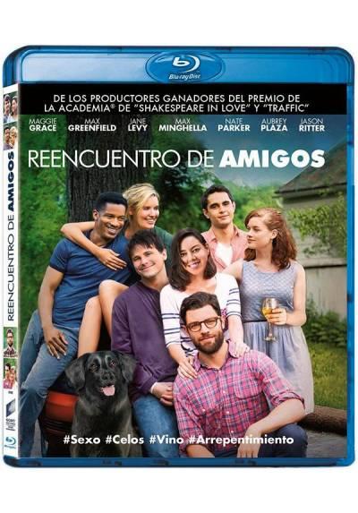 Reencuentro de amigos (Blu-ray) (About Alex)