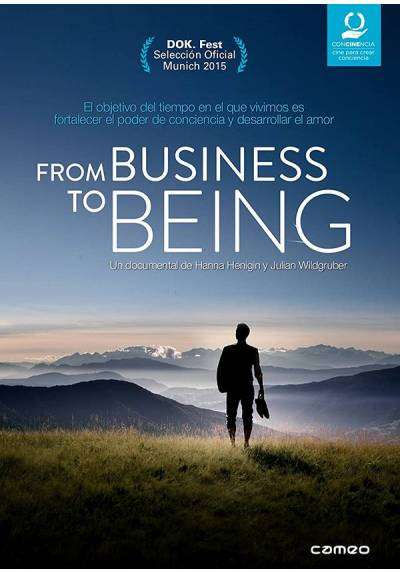 From the business to being (V.O.S)