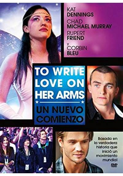 To Write Love on Her Arms (Escribir amor en sus brazos)