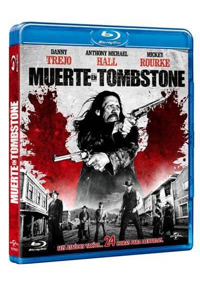 Muerte en Tombstone (Blu-ray) (Dead in Tombstone)