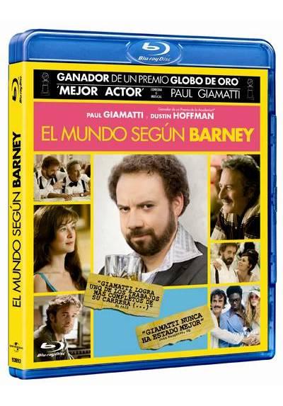 El mundo según Barney (Blu-ray) (Barney's Version)