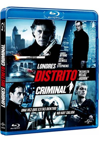Londres: Distrito criminal (Blu-ray) (The Deadly Game) (All Things to All Men)