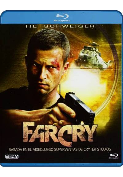 Far Cry (Blu-ray)