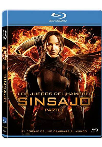 Los juegos del hambre: Sinsajo. Parte 1 (Blu-ray) (The Hunger Games: Mockingjay - Part I)