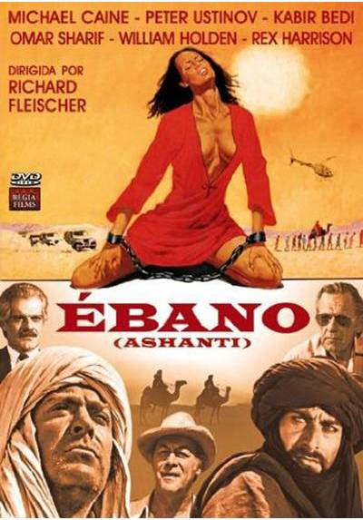 Ébano (Ashanti) (Ashanti, Land of No Mercy)