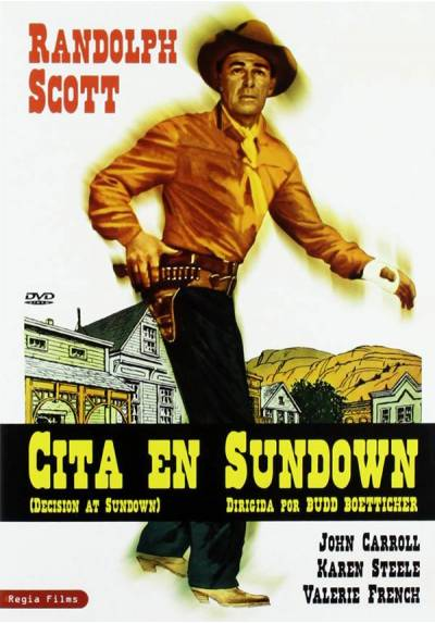 Cita En Sundown (Decision At Sundown)