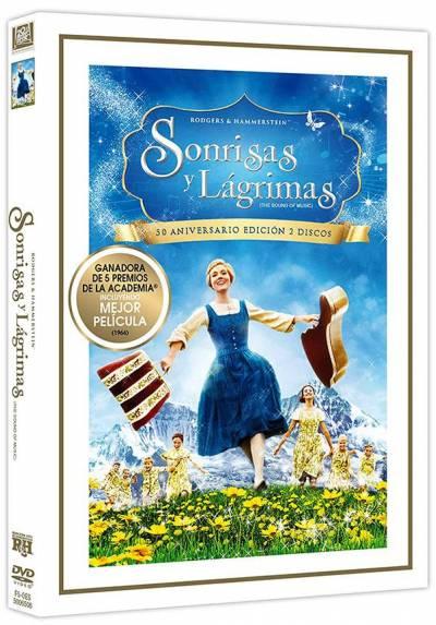 copy of Sonrisas Y Lágrimas (Ed. 50 Aniversario) (Blu-Ray) (Ed. Coleccionista) (The Sound Of Music)