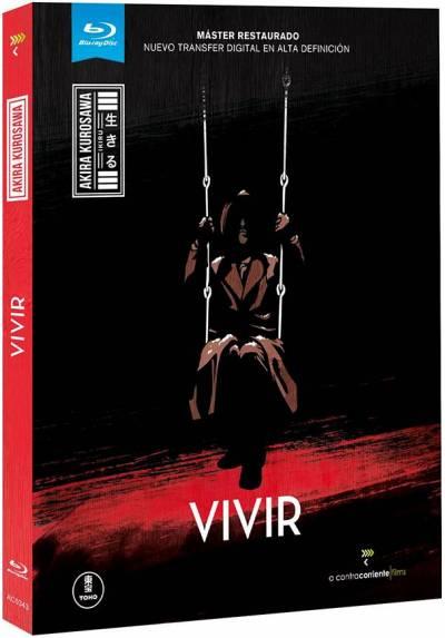 Vivir (V.O.S) (Blu-ray) (Ikiru)