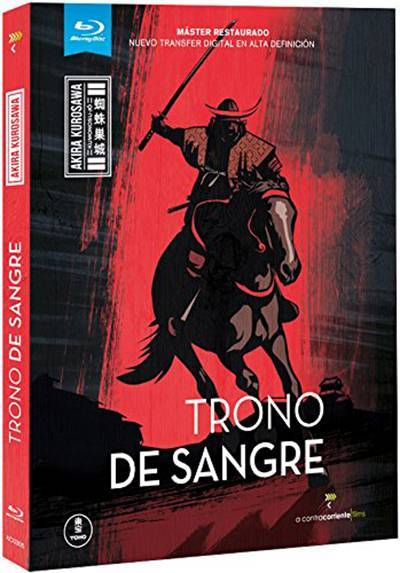 Trono de sangre (V.O.S) (Blu-ray) (Kumonosu-jô) (Throne of Blood)