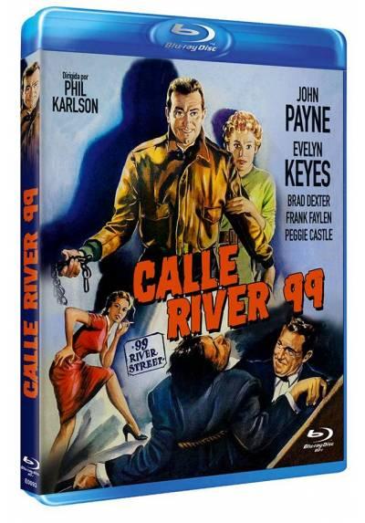 Calle River, 99 (Blu-ray) (Bd-R) (99 River Street)