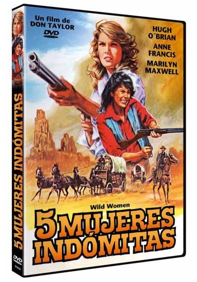 Cinco mujeres indómitas (Blu-ray) (Bd-R) (Wild Women)