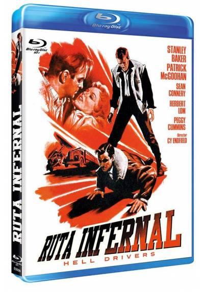 Ruta infernal (Blu-ray) (Bd-R) (Hell Drivers)