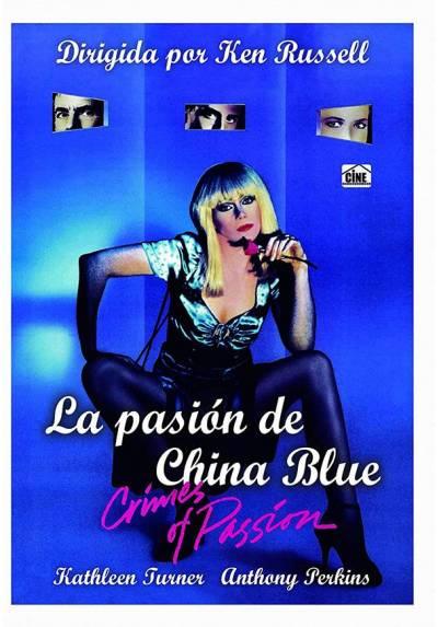 La pasión de China Blue (Crimes of Passion)