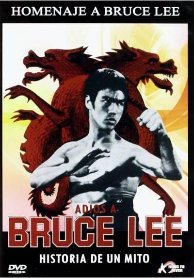 Adios a Bruce Lee. Historia de un mito (Estuche Slim)