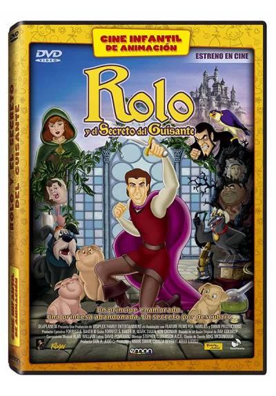 Rolo y el secreto del guisante (The Princess and the Pea)