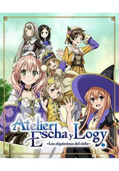 Atelier Escha & Logy: Alchemists of the Dusk Sky (Blu-ray) (Escha & Logy no Atelier: Tasogare no Sora no Renkinjutsushi)