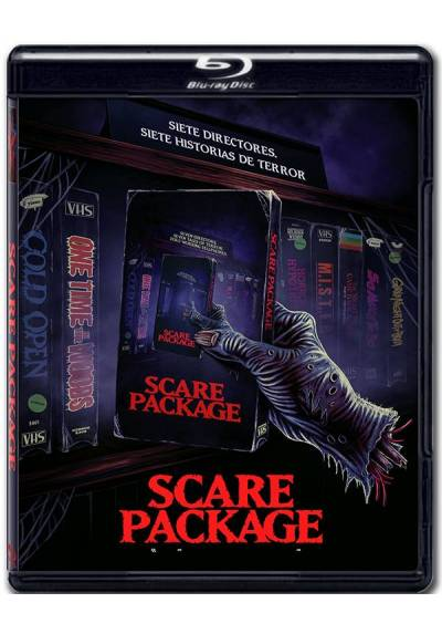 Scare Package (Blu-ray)