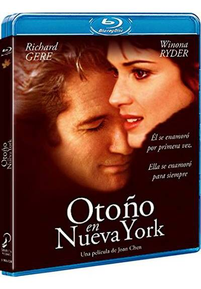 Otoño En Nueva York (Blu-ray) (Autumn In New York)