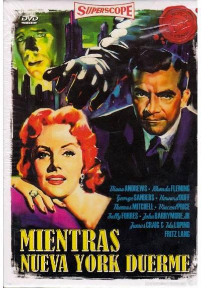copy of Mientras Nueva York Duerme (While The City Sleeps)