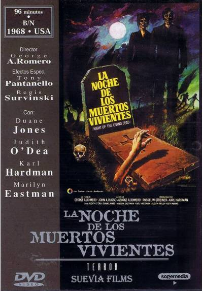 La Noche De Los Muertos Vivientes (Night Of The Livinf Dead)