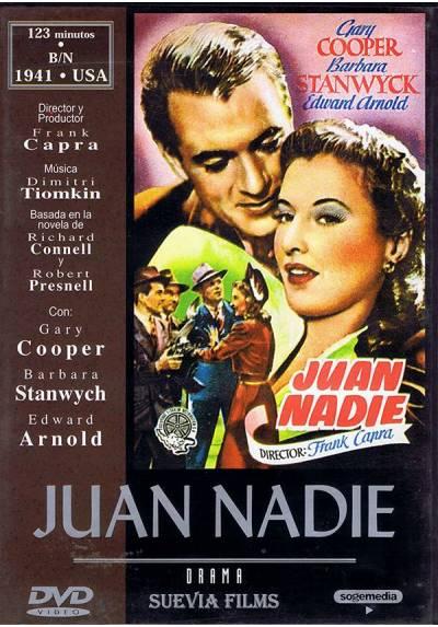 Juan Nadie (Meet John Doe)