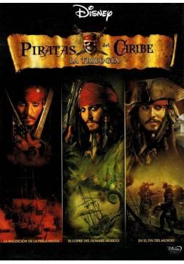 Pack La Trilogia Piratas Del Caribe