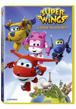 Super Wings! A donde volamos hoy?