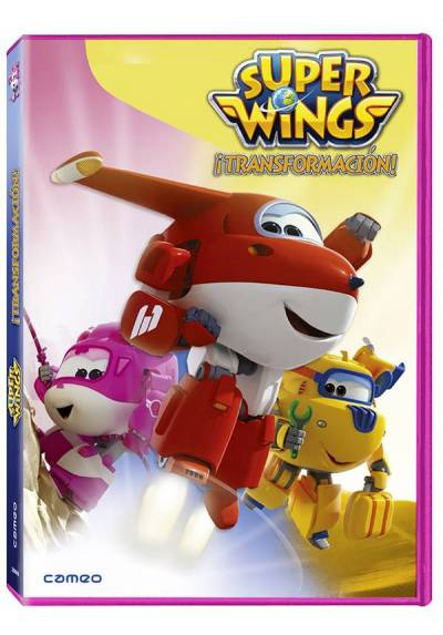 Super Wings! Transformación!