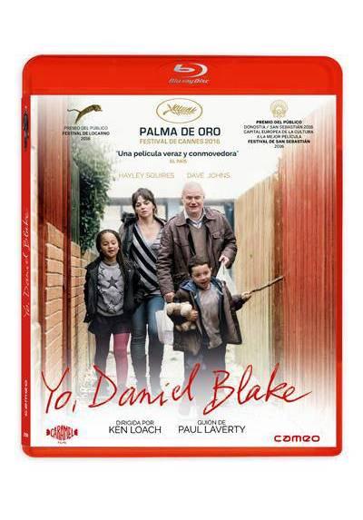 Yo, Daniel Blake (Blu-ray) (I, Daniel Blake)